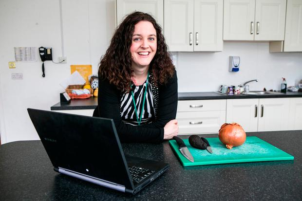 Jane O'Riordan, occupational therapist, says obsession with mobile devices is causing enormous difficulties. Photo: Kyran O'Brien
