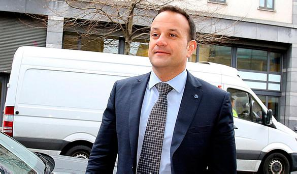 Irish PM to respond to leadership questions as disquiet grows