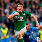 Ireland's Garry Ringrose. Photo: Ramsey Cardy/Sportsfile