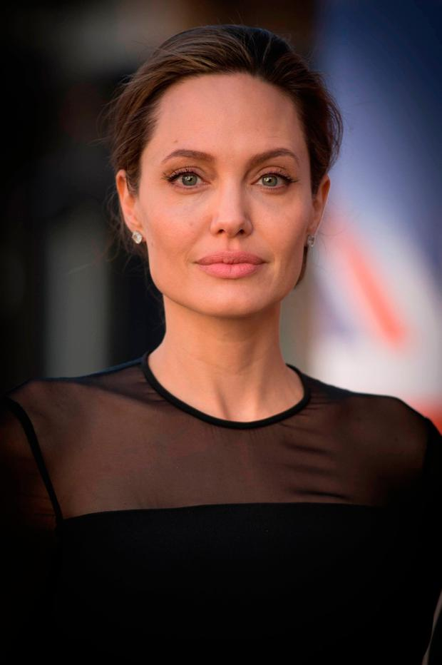 Angelina Jolie in 2016
