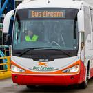 Acting Chief Executive Ray Hernan has warned that the bus company could go bust within 11 months (Stock picture)