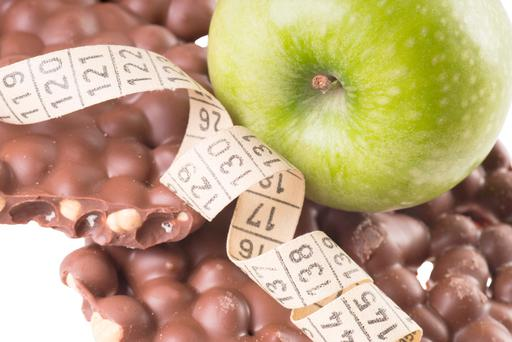 Yo-yo dieting 'is no worse for you than not dieting at all'. Stock Image