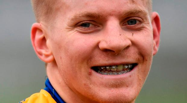 Clare's Podge Collins. Photo: Stephen McCarthy / Sportsfile
