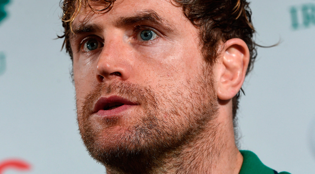 Jamie Heaslip: 'I like winning. I think any professional player that has ambition (does). I have been lucky to have a lot of success. It actually makes you hungry for more' Photo: David Maher/Sportsfile