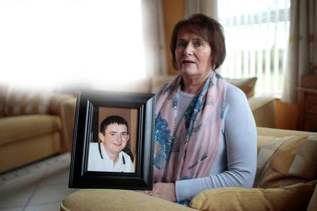 Ann McKee (61) and her husband Samuel (63) lost their son Christopher to Meningitis