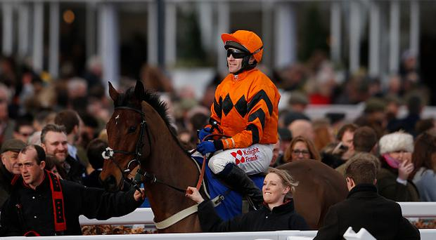 Tom Scudamore and Thistlecrack