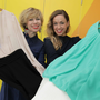 Pictured at the launch of the Dress for Success Dublin International Women's Day (IWD) campaign were Sonya Lennon, designer, tech entrepreneur and founder of Dress for Success Dublin, and Susan Butler, Director of Dress for Success Dublin.