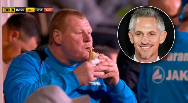 Gary Lineker has backed Wayne Shaw