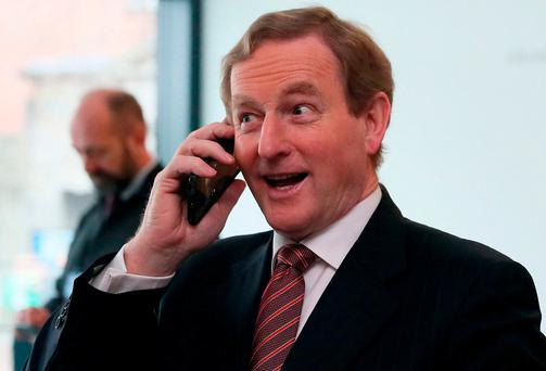 Ireland's Kenny to Reveal Plans for Exit From Country's, Party's Leadership