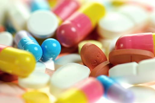 Antidepressant use has increased substantially in Ireland and other western countries. Stock photo