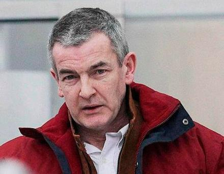 Paul Moore of Mountjoy Square, Dublin 1, appeared in court charged with sexually assaulting a woman. Photo: Collins Courts