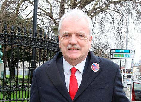 Minister Finian McGrath. Photo: Tom Burke