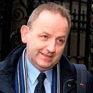 Sgt Maurice McCabe: Tusla will repeat its apology. Photo: Tom Burke