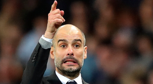 Guardiola: Best and worst. Photo: PA