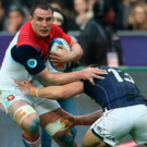 If Ireland can stop Louis Picamoles early, they can negate major parts of the French plan. Photo: David Rogers/Getty Images