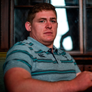 Tadhg Furlong's performances for Leinster and Ireland this season have put him in contention for a place in the Lions squad. Photo: David Maher/Sportsfile