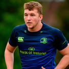 Leinster second-row Ross Molony during squad training has tipped team-mate Dan Leavy to secure a place on the Ireland team. Photo: Piaras Ó Mídheach/Sportsfile