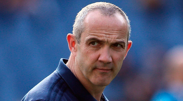 Italian coach Conor O'shea has made four changes ahead of their Six Nations clash at Twickenham on Sunday. Photo: Marco Iacobucci/Getty Images