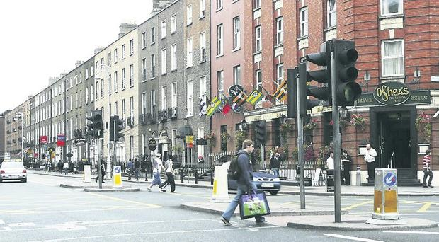 New student accommodation on Gardiner Street will provide almost 500 beds upon completion