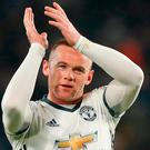 Wayne Rooney: Has big offer on table. Photo: Martin Rickett/PA