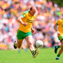 The retirement of Neil Gallagher shines a light on the rebuilding process Donegal now faces, although Brendan Devenney insists there's no need to fear Picture: Stephen McCarthy / SPORTSFILE