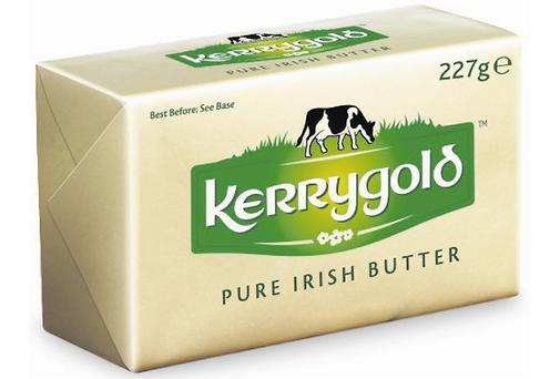 One disgruntled customer said she is now travelling to Nebraska to buy Kerrygold butter and haul it home in cooler bags. Stock Image