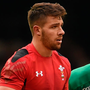 Wales' Rhys Webb. Photo: Stephen McCarth /Sportsfile