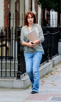 Clare Daly, one of the Independent TDs who highlighted whistleblower issue. Photo: Tom Burke