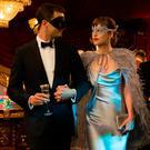 Foreplay: Jamie Dornan and Dakota Johnson star in Fifty Shades Darker