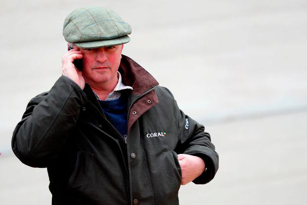 Trainer Colin Tizzard. Photo: Andrew Matthews/PA Wire
