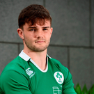 Ireland U-20s' Bill Johnston. Photo: Sportsfile