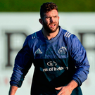 Munster's Jaco Taute returns. Photo: Diarmuid Greene/Sportsfile