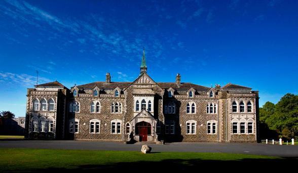 Cistercian College Roscrea. Picture: Sean Curtin