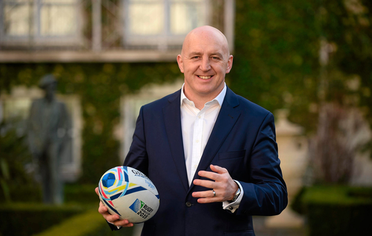 Keith Wood Picture: Sportsfile