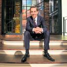 Ryan Tubridy hosts the Late Late Show. Picture: Andres Poveda