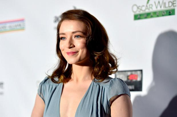 Actress Sarah Bolger attends the 12th Annual US-Ireland Aliiance's Oscar Wilde Awards event at Bad Robot on February 23, 2017 in Santa Monica, California. (Photo by Alberto E. Rodriguez/Getty Images for US-Ireland Alliance )