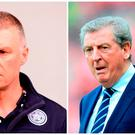 Nigel Pearson and Roy Hodgson