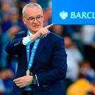 Gary Lineker hit out at Claudio Ranieri sacking
