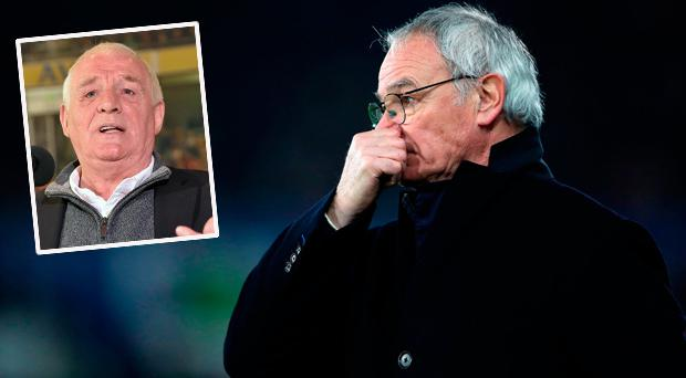Eamon Dunphy says Leicester were right to sack Claudio Ranieri