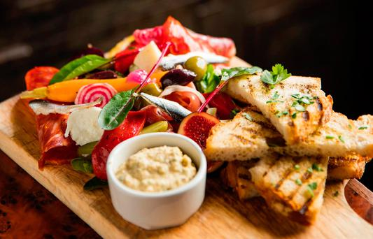 Deal: Tapas for two at Coppinger Row