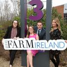 Sharon Ledwidge, Tv3 Group Brands Partnerships Manager, Margaret Donnelly, Editor FarmIreland.ie, Geoff Lyons Commercial Director Independent News and Media, Sarah Geoghegan,