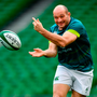 Rory Best is back to lead Ireland against France at the Aviva Stadium today Photo: Ramsey Cardy/Sportsfile
