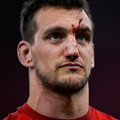 Sam Warburton believes giving up the Welsh captaincy was the right call Photo: Stu Forster/Getty Images