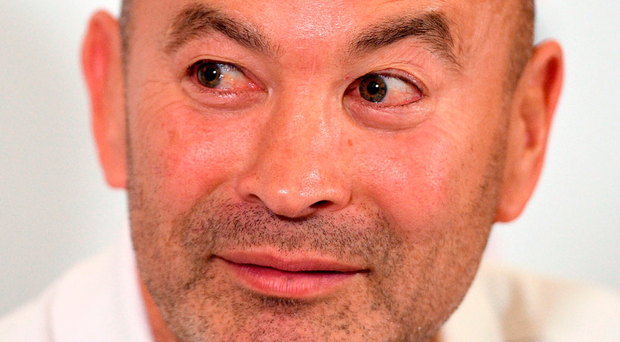 England head coach Eddie Jones Photo: PA