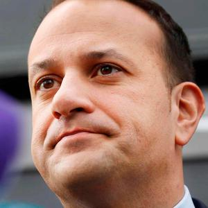 Leo Varadkar pictured launching the review of Back to Work Enterprise Allowance Picture: RollingNews.ie