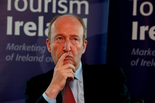 CHAOS: Shane Ross has ruled out getting involved in strike