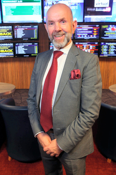 John Boyle of BoyleSports, which now owns 215 bookies in the Republic and three in the North after buying nine from rival Bambury Bookmakers. Photo: Damien Eagers