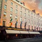 On one side is well-known Dublin publican Frank Gleeson, who merged his Mercantile Group with the Capital Bars group at this time last year. The new business encompassed some of the capital's best-known pubs and restaurants, including Cafe en Seine, the Mercantile and The George.