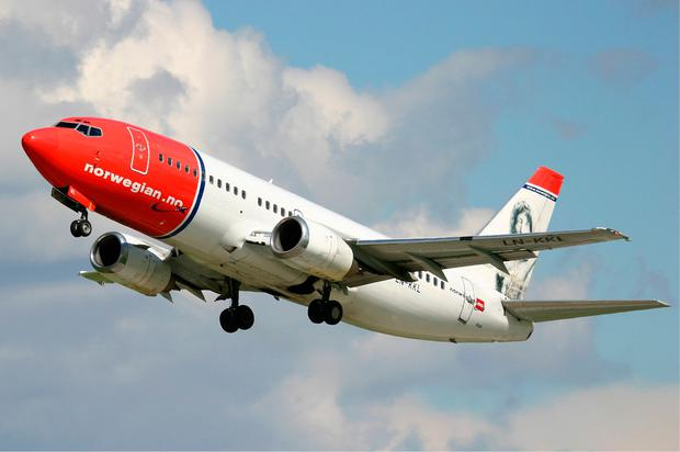 Norwegian Air (Stock picture)