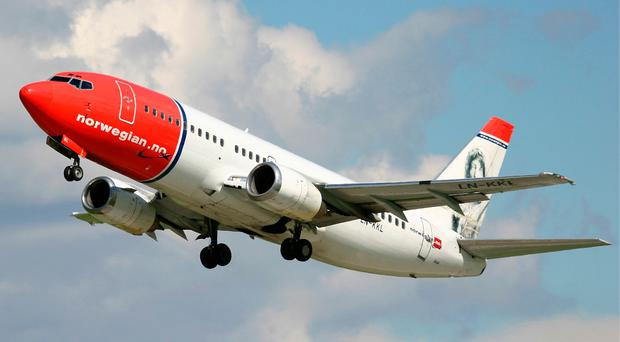 The on-off-on saga of Norwegian Air International's bid to fly from Cork to the United States has been surrounded by more secrecy than the third secret of Fatima. (Stock picture)